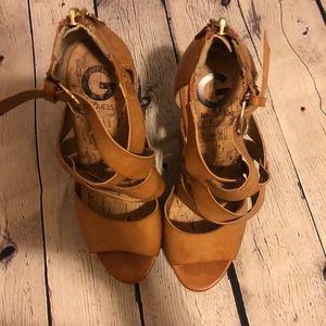 Guess ladies Shoes size 6